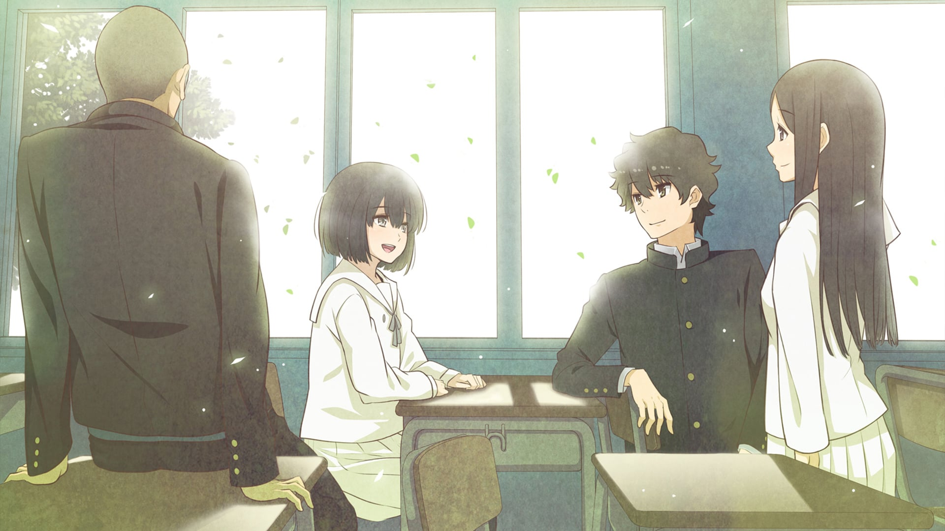 Review Anthem Of The Heart I Watched An Anime